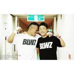 BLWZ Big logo Tee black
