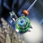 カタツムリのペンダント 20210608