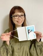 ハードカバーミニ38♥ノート【ホワイト】