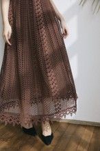 Now and Forever Long Skirt