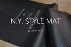 N.Y. STYLE YOGA|ロゴマット