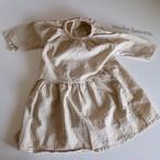 【即納】guno natural OPS 2カラー(80-110) 韓国子供服 子供服ワンピース gunoワンピース guno春服