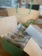 抹茶フィナンシェ5個入¥1500(別)    箱入り☻5000円以上送料無料‼