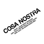 "【8/26(水)発売】COSA NOSTRA - Jolie / Girl Talk~never fall in love again~(12"")"