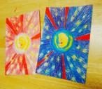 ポストカード『覚醒と誕生』2枚セット