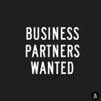 ビジネスパートナー募集中