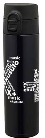 X+ステンレススリムマグボトル 大容量でスリムな400ml