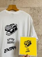 【イベント支援の投げ銭グッズ】AFTER SKOOL! 2020 Tシャツ&コンピCDR(販売価格には投げ銭も含まれています)