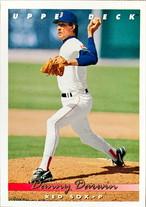MLBカード 93UPPERDECK Danny Darwin #220 RED SOX