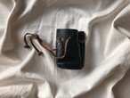AMERICA Vintage leather little purse