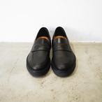 loafers/BLK.CAM/l.o.b/l.o.b19-1L3T01【即納】