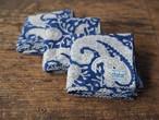 156ri049 Block Print Handkerchief 8