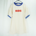 KIDS PIPING TEE / S - L