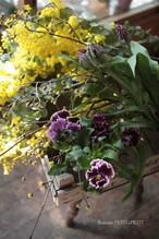 Fleurs de saison(季節の花*定期便 3か月6回)