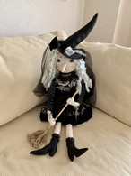 【ELTO】魔女の人形 (020-339)