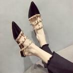 【shoes】サンダルリベット履き心地よいファッション新作