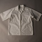 ASEEDONCLOUD アシードンクラウド Sakurashi blouse White Insect embroidery #211608