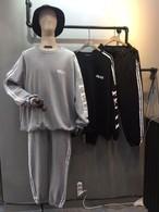 FLEXXセットアップ ★UNISEX セットアップ 韓国ファッション