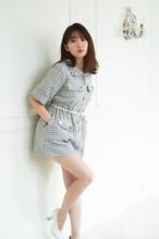 Summer Tweed Playsuit