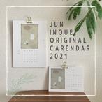井上淳 オリジナルカレンダー 2021【A5版】