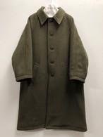 GRIS 20AW Stainless Collar Coat M/Lサイズ (Moss) GR20AW-CO001B