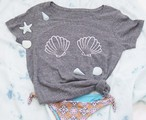 SHELL BRA T-shirt M