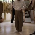 ASEEDONCLOUD アシードンクラウド Sakurashi Trousers/サクラシ・トラウザーズ Beige #211502