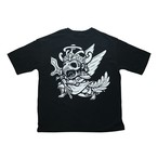 Tony Phoenix Pocket Tee ( Black )
