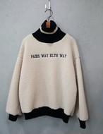 PWKWもこもこMTM MTM スウェット トレーナー 韓国ファッション