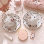 Vintage petit flower cup&saucer