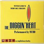 【残りわずか/CD】MURO - Diggin'Heat Winter Flavor'98 (Remaster Edition)