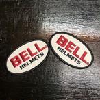 60~70's BELL HELMETS ビンテージ ワッペン Buco BATES ブコ ベイツ