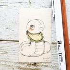 ヘビの子*ドローイング