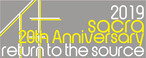 sacra 20th Anniversary フェイスタオル