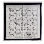 【再入荷】ASEEDONCLOUD/アシードンクラウド mogamibana   Handkerchief / Sheep