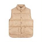 Cashball Puffer Vest(Khaki)