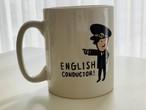 英語車掌マグカップ