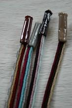 帯締め 3色並び