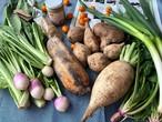【販売スタート】ベジバルーンセット(3月)『大地潤い初め春告げ野菜たち』※写真は2021年2月出荷したベジバルーンです。