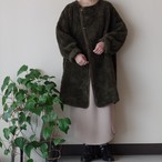 French Army Liner Boa Coat / フランス ライナー ボア コート / ボアジャケット