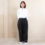 tack chino pants:navy