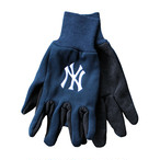 NY  YANKEES GLOVES