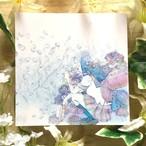 絵画 インテリア アートパネル 雑貨 壁掛け 置物 おしゃれ イラストレーター 水 泡 ロココロ 画家 : 黄色いもみじ 作品 : 水の泡
