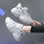 【shoes】カジュアル切り替え人気スニーカー26705850