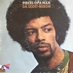 Gil Scott-Heron ‎– Pieces Of A Man
