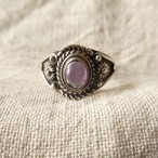 50s vintage silver ring