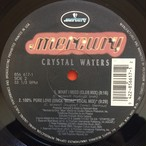 Crystal Waters ‎– What I Need / 100% Pure Love