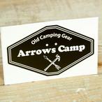 ArrowsCamp オリジナル防水ステッカー