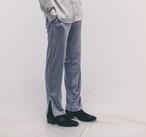 [予約商品]EFFECTEN(エフェクテン) Velor jersey pants
