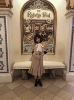 【@yuyukmt collaboration item】one-piece trench